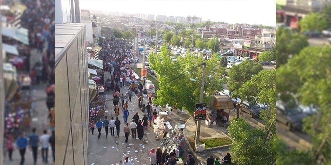 بازارچه اول شمالی | مهین آباد